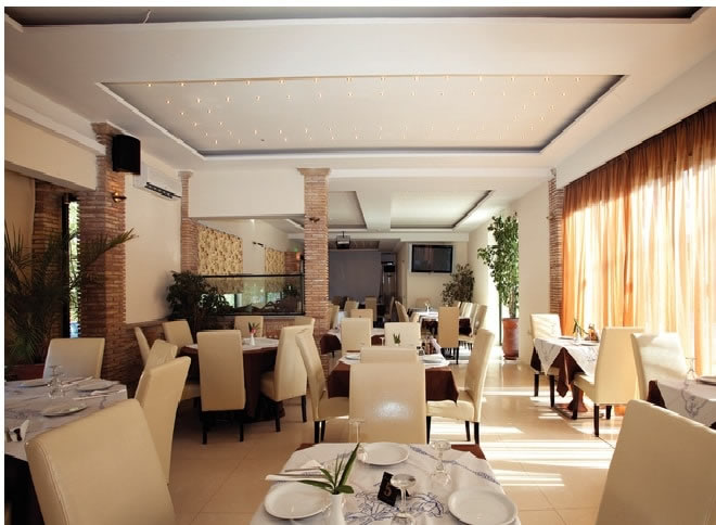 The Zante Plaza Restaurant